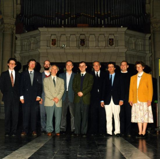 16 mai 93. 50e anniv de l'orgue