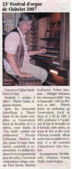Article Le Messager 09-07