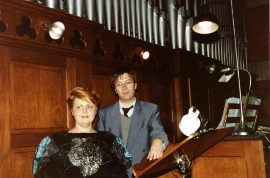 Avec Jacqueline Lainé