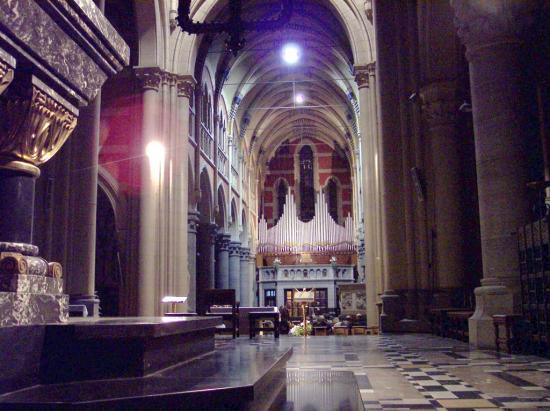 Châtelet orgue 01-10-04  F. Bridoux