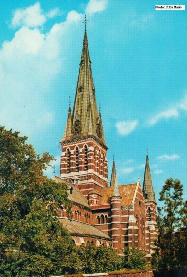 Eglise Sts Pierre et Paul arrière