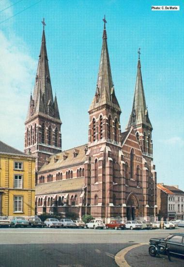 Eglise Sts Pierre et Paul avant