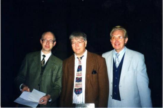 Gilbert, Thierry et Jean-Louis