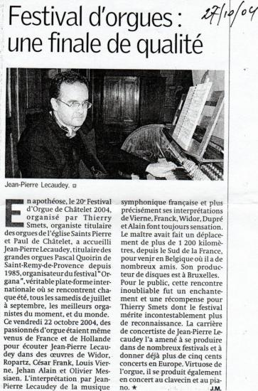 Jean-Pierre Lecaudey 22-10-04