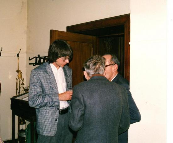 Joris Verdin 1987