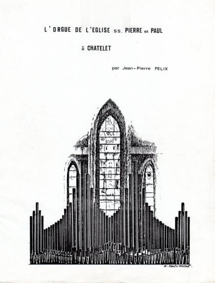 L'orgue de Sts-Pierre et Paul J-P Félix