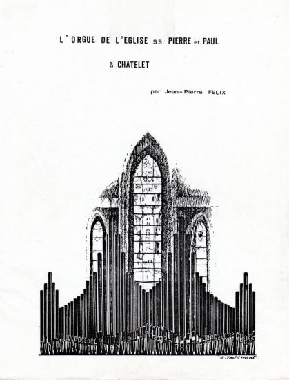 L'orgue de Sts-Pierre et Paul J-P Félix
