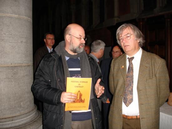 Léon et Thierry 02-10-09