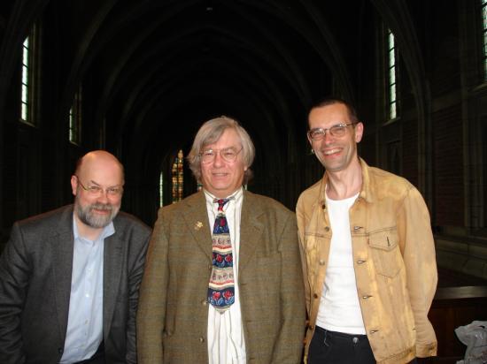 Léon, Thierry et Willem
