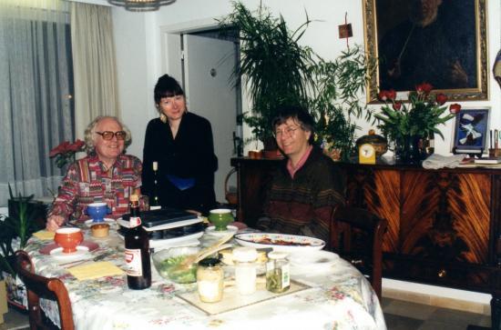 M. Vandermaesbrugge, Antonyne et Th. Smets