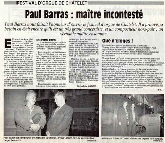 Paul Barras Maître incontesté