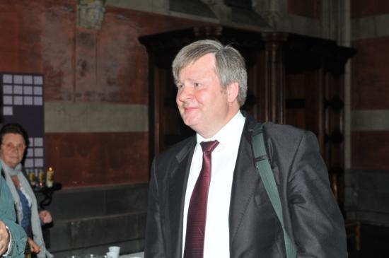 Roman Perucki à Châtelet