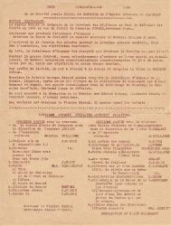 Royale schola st gregoire chatelet jubile 1956 verso